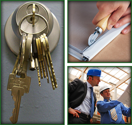 Keys, Screen Repair and Handyman Services